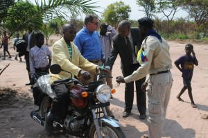 Photo in Kabongo, Katanga Province, DRC 2013