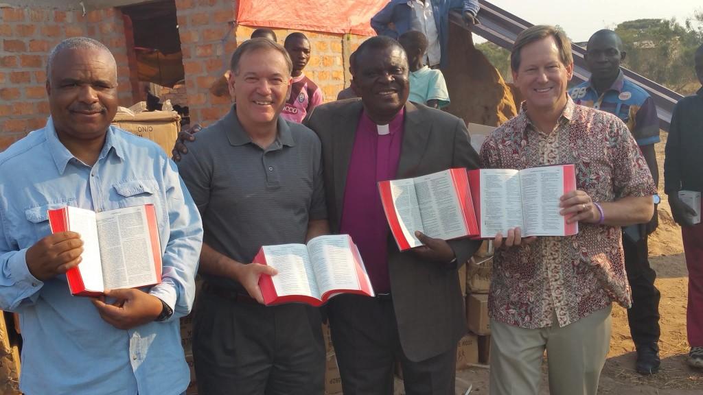Bibles - congo 2015