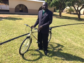 Zambia DS with Bike
